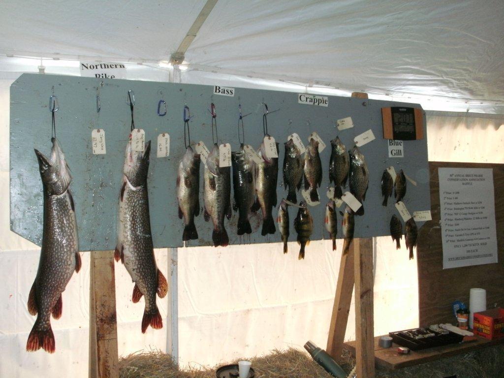 New Ice Fishing Gear 2010